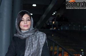 ساره بیات در پردیس ملت