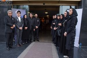 تصاویر کمتر دیده شده از حواشی نکوداشت علی معلم!