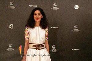 عکس هایی از حضور زهرا امیرابراهیمی در جشنواره کن 2017
