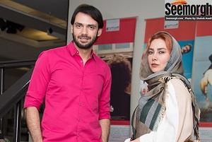 اکران مردمی پرسه در حوالی من: آنا نعمتی و امیر علی دانایی