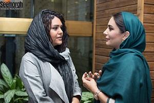 عکس های مصطفی کیایی و همسرش, لیندا کیانی در اکران اکسیدان