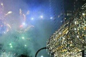 یک سمبل ایرانی نماد آزادی در امریکا شد! + عکس