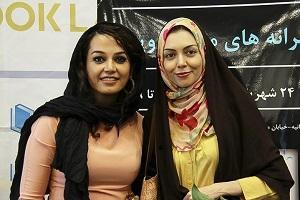 آیا آزاده نامداری ممنوع الفعالیت شده است پاسخ کوبنده مونا برزویی به آزاده نامداری درباره حجاب+فیلم