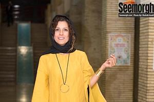فاطمه گودرزی و پسرش, سارا بهرامی, کمند امیرسلیمانی در جشن انجمن منتقدان + عکس