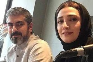 عکسهای مهدی پاکدل, ساره بیات و مینا ساداتی در کانادا با فیلم محمد(ص)