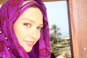 عکس جدید شهرزاد کمال زاده با چادر