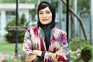 عکس جدید نگار جواهریان در خارج از ایران