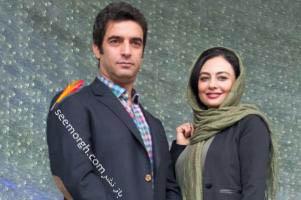 عکس های جدید یکتا ناصر و همسرش درحال انجام یک کار خیر