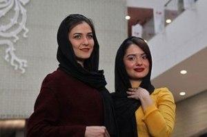 حجاب بازیگران زن خارجی در جشنواره فجر! عکس