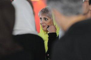 حضور عجیب مجری زن شبکه منو تو در ایران!! + عکس