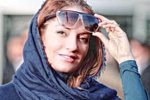 واکنش مهناز افشار به خبر دستگیری اش در پارتی شبانه