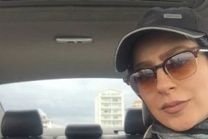 سمانه پاکدل به چالش عکس بدون آرایش پیوست!