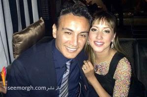 عکس های جدید شادمهر و همسرش