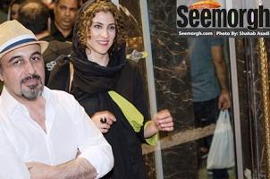 حضور گسترده هنرمندان در اکران خصوصی فیلم دراکولا رضا عطاران! + عکس