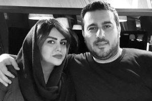 بازیگر کشورمان با انتشار عکس خودش و همسرش سالگرد ازدواجش را تبریک گفت