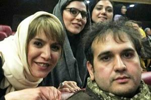اقدام زیبای کارگردان کشورمان در کنار دو زن قربانی اسیدپاشی + عکس