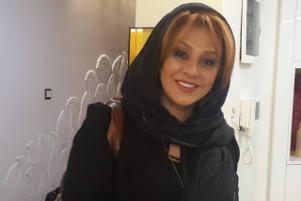 سفر خانم بازیگر کشورمان به آمریکا برای دیدار با همسرش! عکس