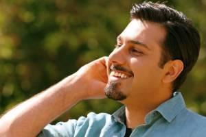 آمریکا به احسان خواجه امیری ویزا نداد! + عکس جدید احسان و همسرش