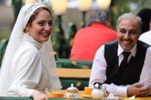 مهناز افشار در لباس عروس در فیلم نهنگ عنبر سلکشن رویا