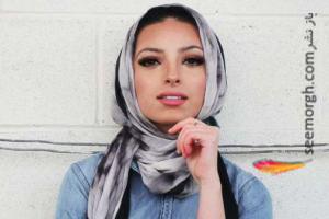 انتقاد از چاپ عکس دختر مسلمان در مجله play boy !!