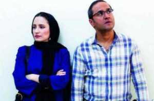 عکس جدید رامبد جوان و نگار جواهریان پس از تماشای تئاتر