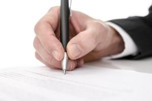 شناسایی شخصیت افراد از نحوه امضا کردن آنها