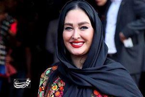 عکس های جدید الهام حمیدی بعنوان مدل آرایشی