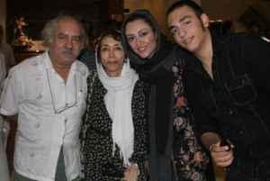 ممنوع الفعالیت شدن تمام اعضای خانواده فراهانی به خاطر گلشیفته فراهانی!