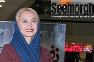ستاره اسکندی ، الهام حمیدی و مریم کاویانی در اکران خصوصی فیلم نفس
