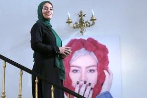 عکس های جدید لیلا اوتادی و سحر قریشی در سریال متفاوت پیکسل