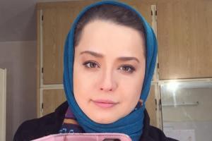 عکس: سورپرایز شدن مهراوه شریفی نیا توسط ملیکا شریفی نیا