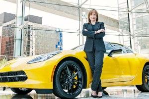 ماری بارا قدرتمندترین زن صنعت اتومبیل سازی در سال ۲۰۱۶
