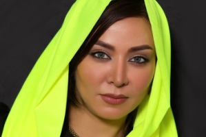 فقیهه سلطانی بازیگر 42 ساله عکس دخترش گندم را منتشر کرد