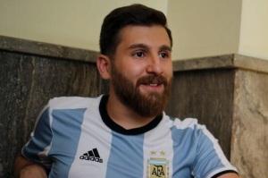 مسی بدل ایرانی اش را به اسپانیا دعوت کرد