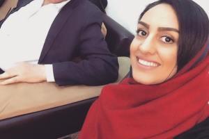 اندام ورزیده سپیده توکلی رکورددار پرش ارتفاع ایران