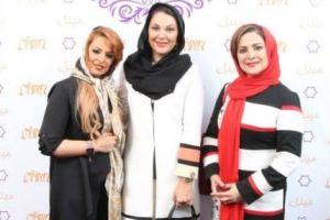 افتتاحیه یک سالن زیبایی با جضور بازیگران سرشناس