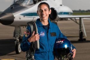 یاسمین مقبلی دختر فضانورد ایرانی الاصل در آمریکا! عکس