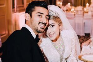 عکس های مراسم ازدواج رضا قوچان نژاد و همسرش سروین بیات