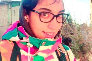 مدال نقره کیمیا علیزاده در مسابقات جهانی + عکس
