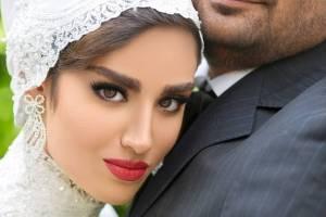 عکس های جدید هانیه غلامی و همسرش