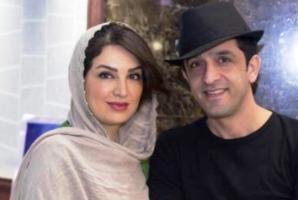 عکس جدید مجید یاسر و همسرش