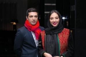 عکس های جدید اشکان خطیبی و همسرش آناهیتا درگاهی