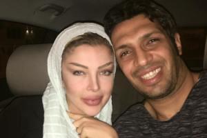 عکس و متن سپهر حیدری به مناسبت جشن تولد فرشته و ملکه زندگی اش!!