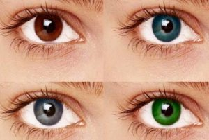 خیانت و رابطه عاشقانه افراد براساس رنگ چشم آنها