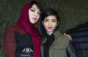 عکس های حمیرا ریاضی 50ساله در کنار دخترش یاسمین اوسیوند