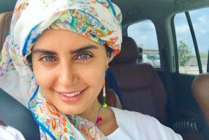 انتقاد طرفداران الناز شاکردوست به مدل مانتوی عجیبش در جشن حافظ! عکس