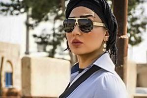 چهره واقعی شقایق دلشاد بازیگر نقش پرستار تیمارستان در سریال شهرزاد