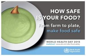 """به بهانه """"روز جهانی بهداشت 94"""""""