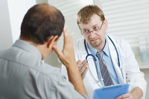 Urology شاید شکایت مردان از اختلال نعوظ به دلیل سرطان پروستات باشد