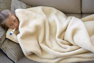 تب و لرز در سرماخوردگی برای شما مفید است